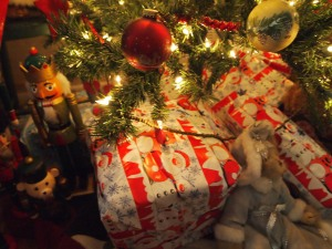 Day 4: Presents Wrapped Under the Tree